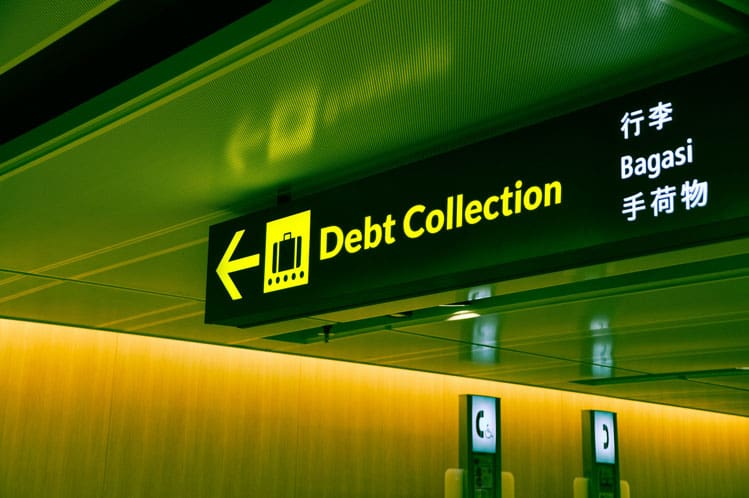 International debt recovery services